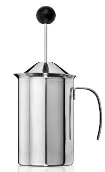Brentmoor - Deluxe Stainless Steel Manual Milk Creamer