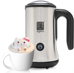 Milk Frother by Mixpresso Coffee Review