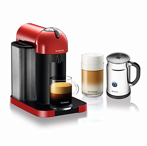 NespressoVertuoLine with AeroccinoPlus A+GCA1-US-RE-NE